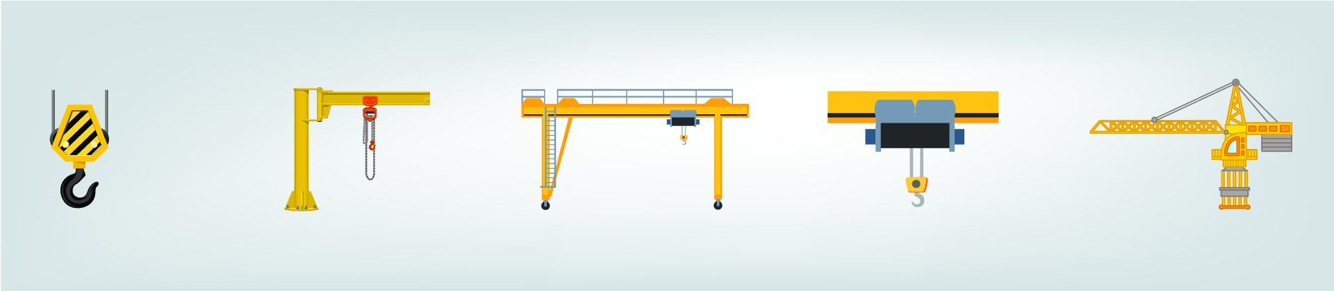 AC drives (VFD) for industrial crane and hoist movement | Danfoss