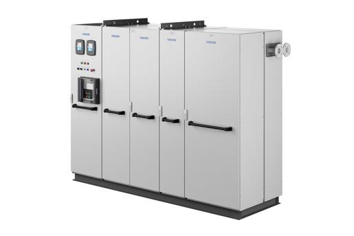 VACON® NXP Liquid Cooled Enclosed Drive