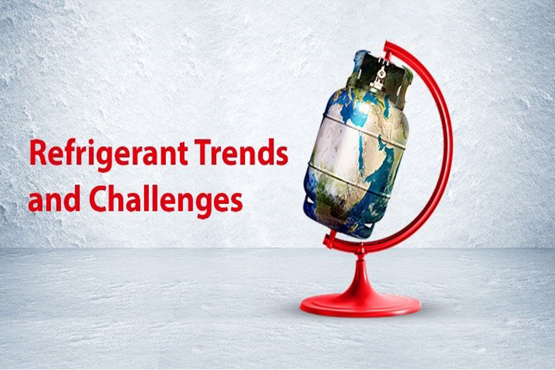 Watch Refrigerant trends and challenges video