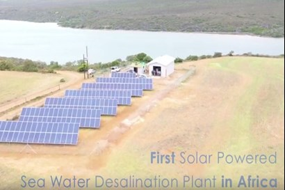 Danfoss APP pumps and iSave 21 Plus enable solar-powered