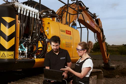 The new generation of Digital Displacement pumps | Danfoss
