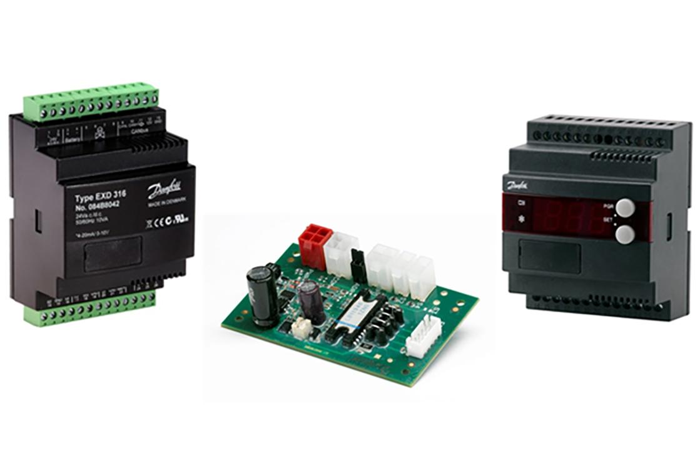 Superheat Controller Electronic Expansion Valve Danfoss Circuit Design Service Fr 4 Oem