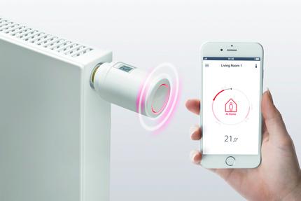 smart heating intelligent solutions for home comfort danfoss. Black Bedroom Furniture Sets. Home Design Ideas