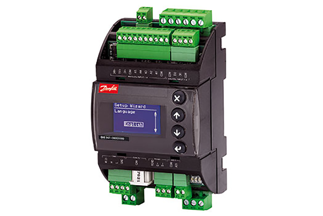 Eke 347 Liquid Level Controllers Industrial Refrigeration Danfoss Electronic Control Relay