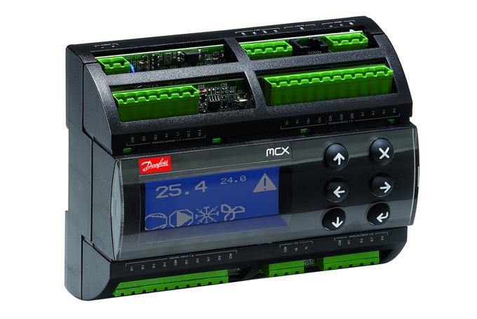 Controladores programables MCX - Danfoss