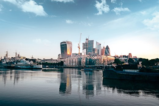 District heating in London - Danfoss articles on energy efficiency
