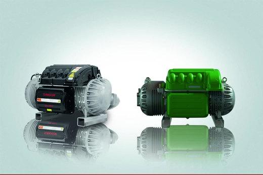 TTH/TGH Danfoss compressor
