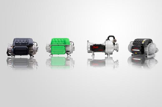 Tecnología de compresores sin aceite Turbocor de Danfoss