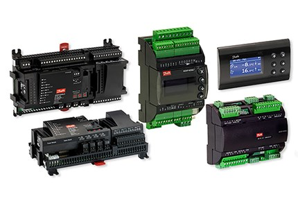 Compressor and condenser controllers - Danfoss