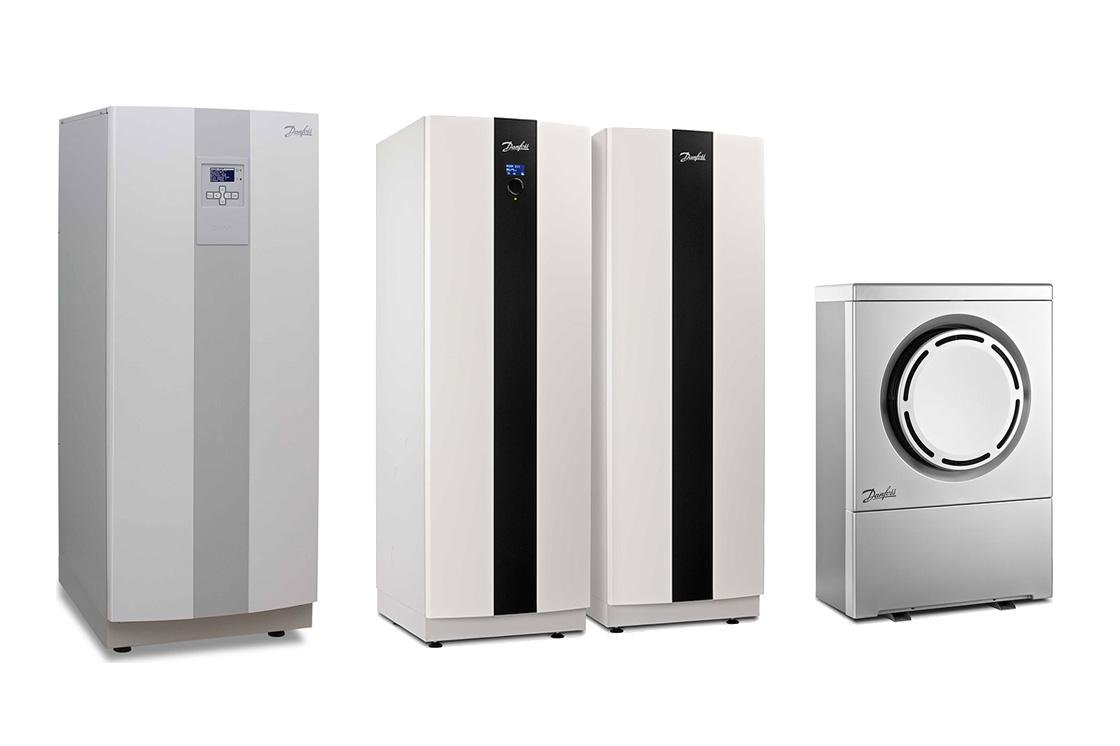 Heat pumps | Danfoss