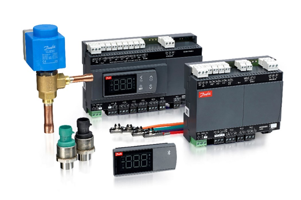 ADAP-KOOL® case controls solutions - Danfoss