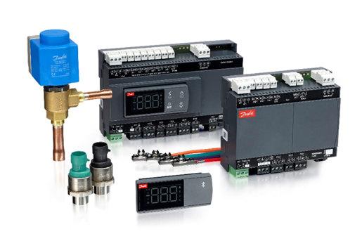 ADAP-KOOL® case controls solutions - Danfoss