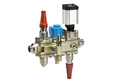 Valve station - ICF Flexline™ - Danfoss