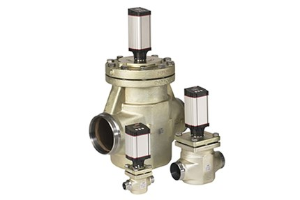 ICM Flexline™ motor valves - Danfoss