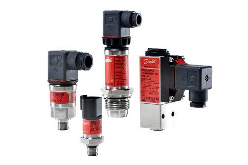 Industrial pressure transmitters and sensors   Danfoss