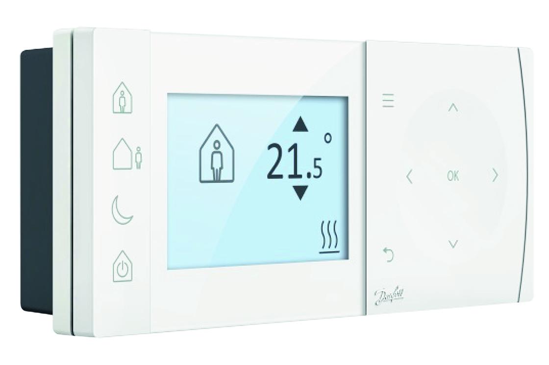 Programmable Room Thermostat Tpone U2122