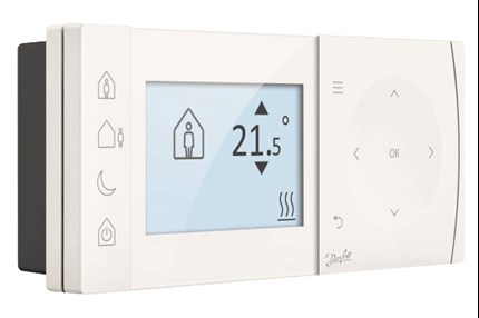 Programmable room thermostat TPOne- Danfoss