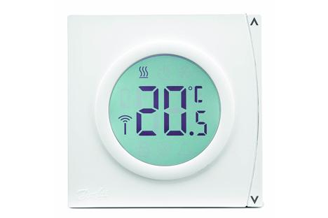 Elektronische Thermostate Ret Danfoss