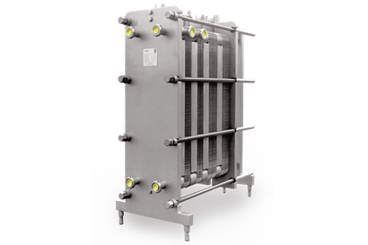 SONDEX® Sanitary plate heat exchangers | Danfoss
