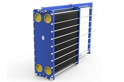 S188 traditional plate heat exchanger