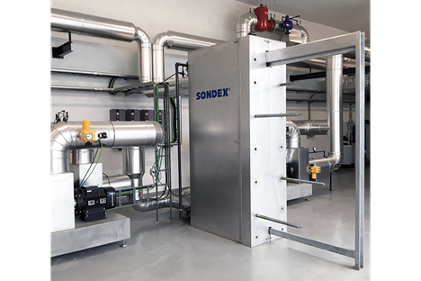 SONDEX® Traditional plate heat exchangers | Danfoss