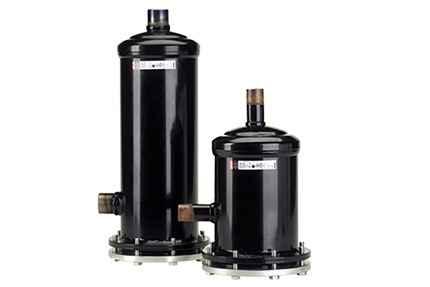 DCR burn out filter driers - Danfoss