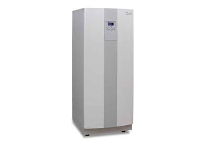 Commercial ground source heat pumps- Danfoss