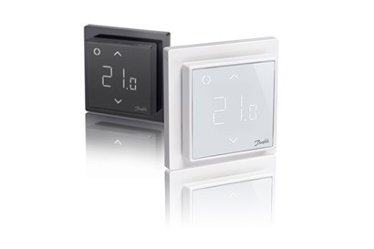 ectemp smart in black and white frames