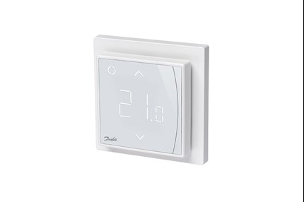 Electric underfloor heating - thermostats