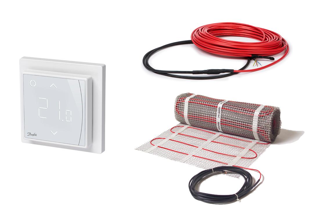 electric underfloor heating danfoss  danfoss heating wiring diagrams danfoss underfloor heating wiring #8