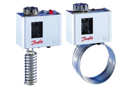 KP KPU pressure switches, standard applications - Danfoss