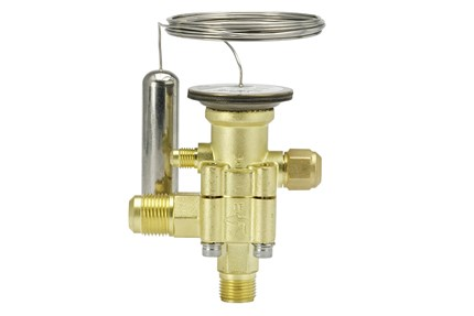 TE 5 Thermostatic expansion valve - Danfoss