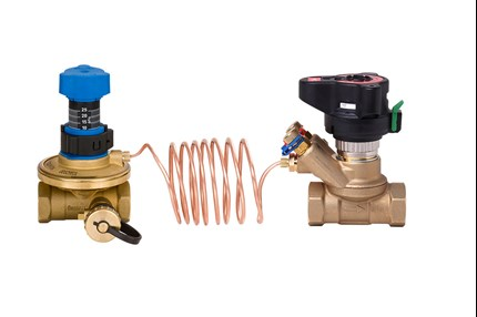 Automatic balancing valves- Danfoss
