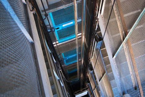 Traction elevators and escalators