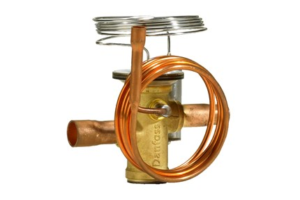 TR 6 thermostatic expansion valves - Danfoss