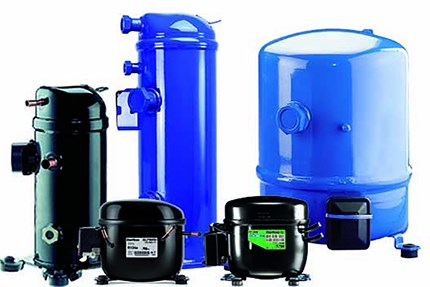Refrigeration compressors - Danfoss