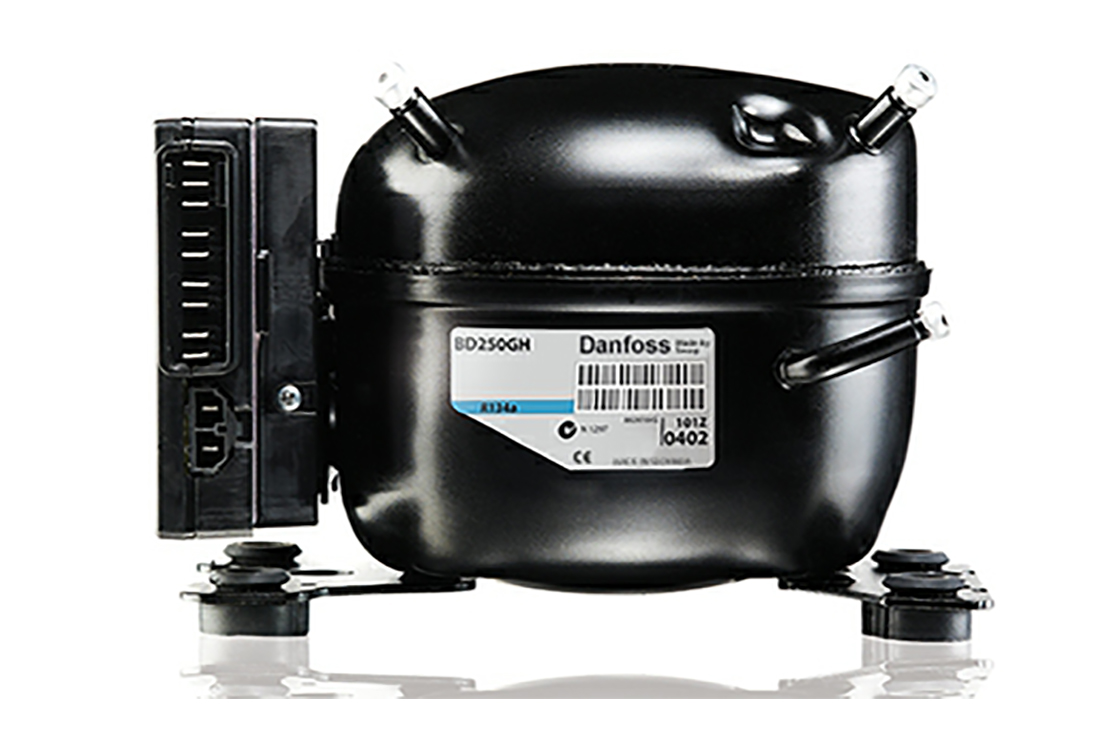 Improve efficiency with direct current compressors for