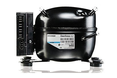 Improve efficiency with direct current compressors for transport and