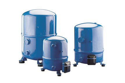 Reciprocating compressors - Danfoss