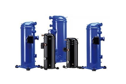 Refrigeration scroll compressors - Danfoss