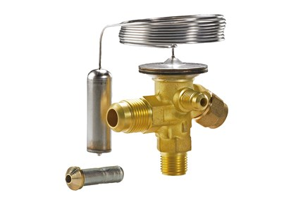 T2/TE2 thermostatic expansion valves - Danfoss