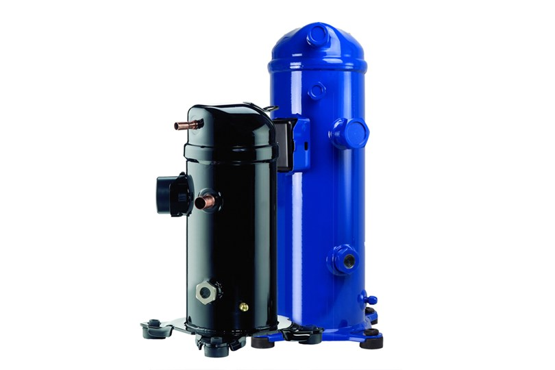 Scroll compressors for commercial refrigeration | Danfoss