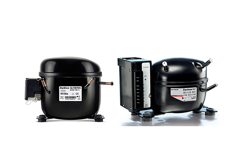 Truck, trailer & van refrigeration - energy-efficient   Danfoss