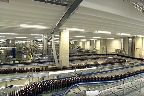 Danfoss VLT® FlexConcept® brings savings at Bitburger Brewery