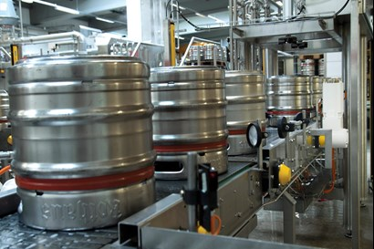 Brewery more than doubles filling capacity with VLT® FlexConcept®