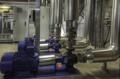 Boiler-house Renovation at Unilever Saves 25% Energy with VLT® AQUA Drive