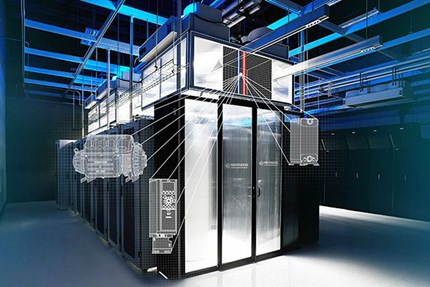 Danfoss and Inertech change future of data center cooling