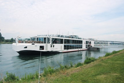 VACON® drives provides quiet and clean river cruising