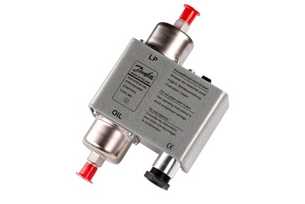 MP differential pressure switches - Danfoss
