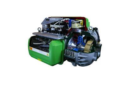 Danfoss Turbocor® TG series: Oil-free compressors using HF0-1234ze